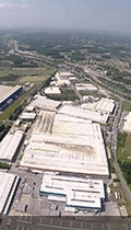 Asaş, in its integrated facility located on 45.000 m2 covered area in Adapazarı-Akyazı, carries out every step of the production of aluminum profiles with a wide range of products.